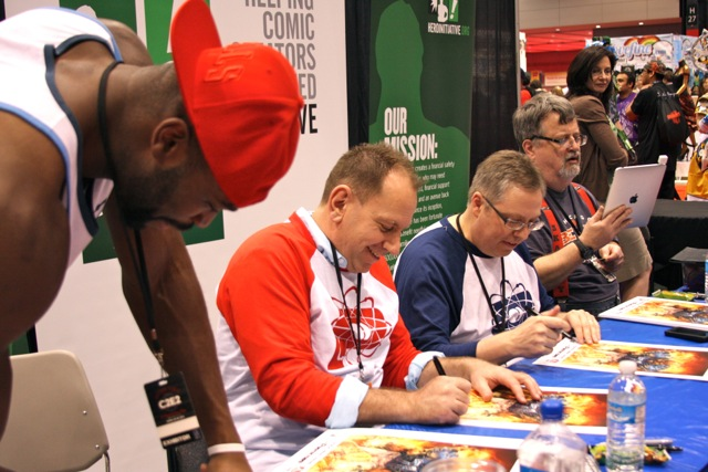 HERO Initiative signing